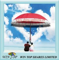 24 Ribs Golf Big Umbrella for Family