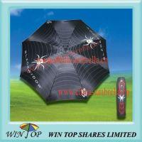 Arc 62 inch, Radius 31 inch Customized Spider Golf Umbrella