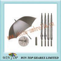 30 inch PU Handle UV Proof Golf Umbrella