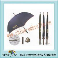 28 inch promotion Golf Umbrella for Crocodile
