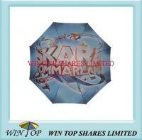 23 inch Manuel All Over Image Umbrella Wholesale