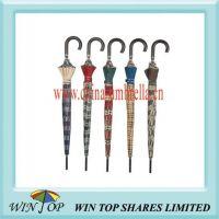 Middle Class Wooden Umbrella for European Market
