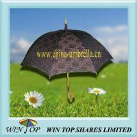Japan Style wood straight Lace Umbrella Parasol