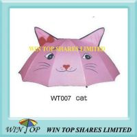 18 inch Manual New Umbrella for Kitty Cat