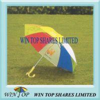 "18"" Auto Children Poe Umbrella with Printing (WTP028)"