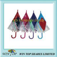 Promotional PVC Umbrella with Logo