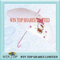 """18"""" Auto Child Fashion Poe Umbrella"""