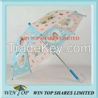 Lovely and Beautiful Plastic Umbrella