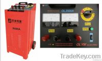 lead acid battery charger with booster