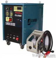 CO2 gas sheild welding machine