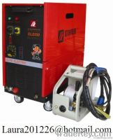 Wire feeder outside welding machine