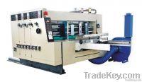 VPSA  Automatic Flexo Printing and Slotting Machine