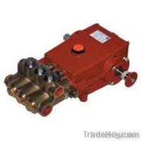 speck Triplex Plunger High pressure Pumps
