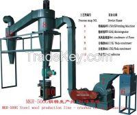Steel Wool Crushing System