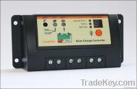 Solar Street Light Controller, 10A, 12/24V Auto Work (LS1024R)