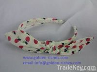 Fashion Hairband with ribbon