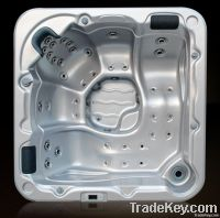 5 people 35 jets led light outdoor hot tub