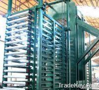 MDF production line