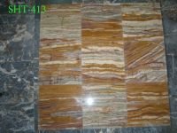 Multi Green Cross Cut Onyx Tiles