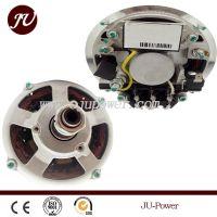 Alternator and Starter motor