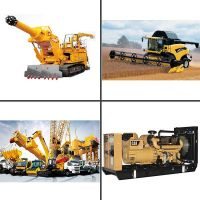 Components and parts for Mining equipment, agriculture ,construction equipments