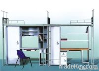 dormitory apartment metal  bunk bed