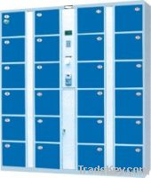 24 door supermarket locker