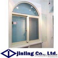 Thermal break aluminum alloy sliding window, double glazing