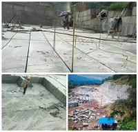 Apple grey sandstone slab and cut to size job with good price   for your project