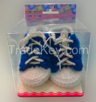 Wholesale - crocheted Newborn baby shoes