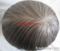 fine mono toupee instock