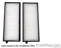 Cabin Heater & Air Condition Filter