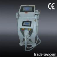 Beauty salon equipment IPL+RF+Q-Switched Nd-yag laser