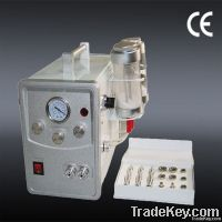 Latest Crystal and Diamond Microdermabrasion Machine