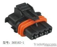 4pin black female connector auto