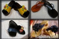 Women clog - wooden shoes