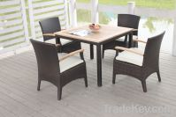 Outdoor Furniture-- Aluminum Dining Table Frame (C237-B)Dining Tabl