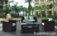 Outdoor and Indoor Fashionable Garden Sofa C213