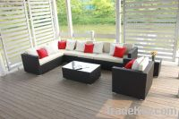 Modern Style PE Rattan Sofa Set C193