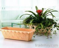 Plastic Flower Planter
