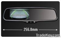 4.3 inch rearview mirror monitor with autodimming and compass for ford