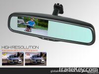 4.3 inch reverse camera monitor for Ford Chevrolet Renault Fiat Honda