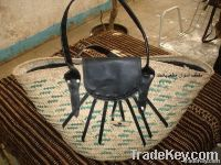 handmade bags, straw products, wool products and other handcrafts