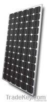 185Wp Mono crystalline solar panels
