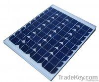 40W mono crystalline solar panels