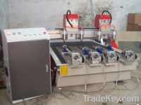 wood working cnc router suit for cylinder