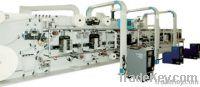 panty liner making machine+JWC+2000pcs per minute