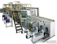 supply pet pad machine+JWC+220m per minute