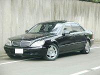 MERCEDES BENZ S600L (E1006)