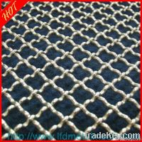 Stainless Steel Crimped Wire Mesh, Carbon Crimped Screen Wire Mesh